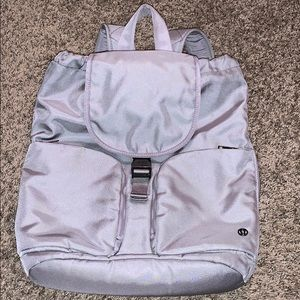 Lulu lemon rucksack
